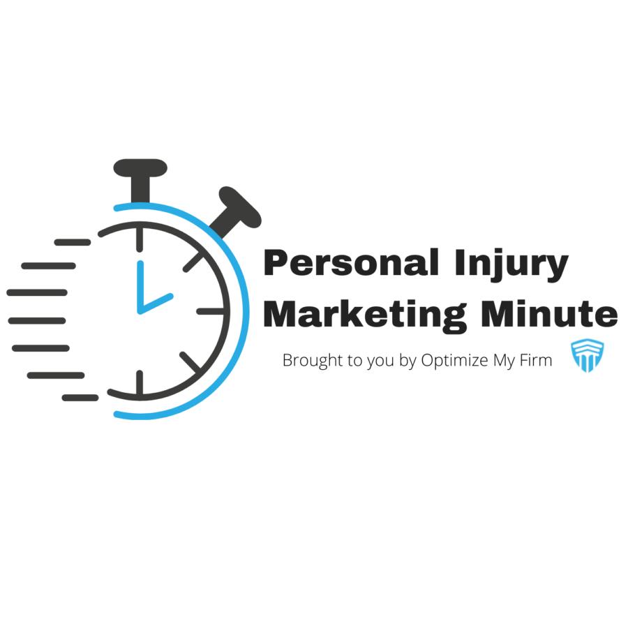 Personal Injury Marketing Minute Logo