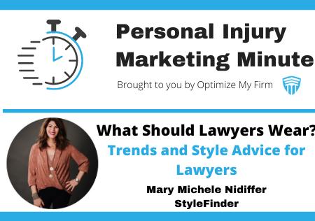 Personal Injury Marketing Minute #12