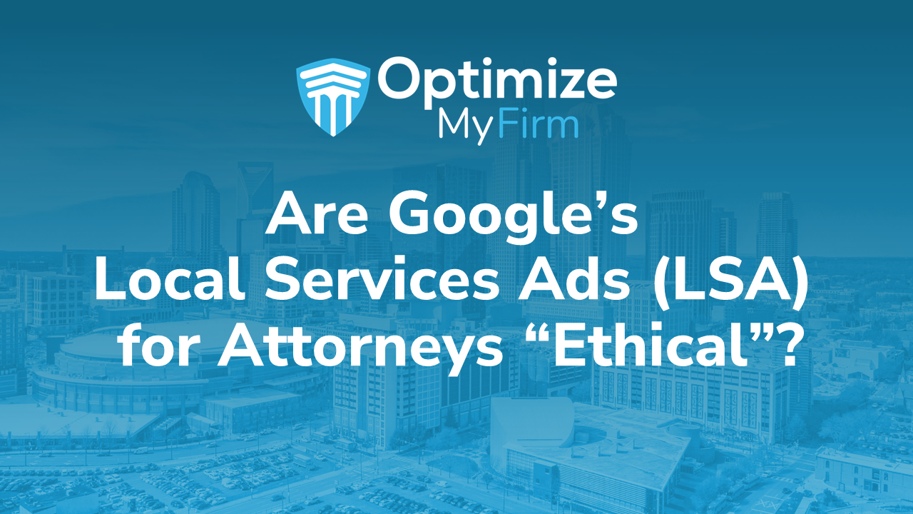 image: Are LSA for attorneys ethical?
